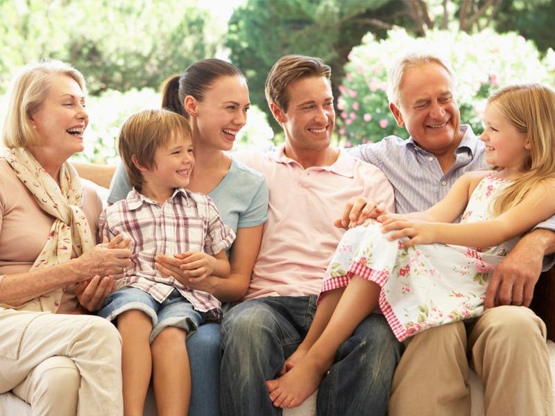 Акция #семья